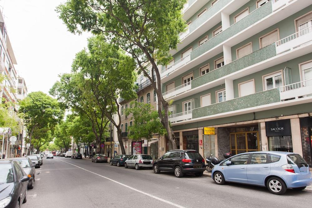비 리스본 호스텔(Be Lisbon Hostel) Hotel Image 10 - Exterior detail