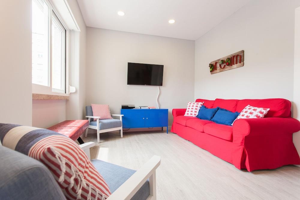 비 리스본 호스텔(Be Lisbon Hostel) Hotel Image 9 - Living Area