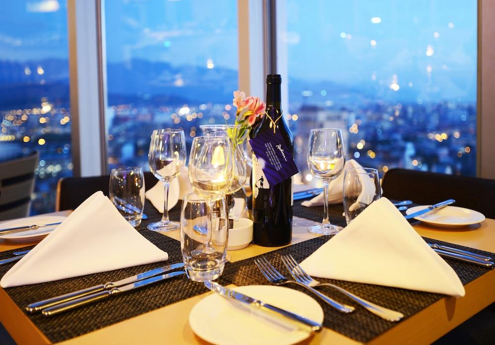 래디슨 블루 호텔 바투미(Radisson Blu Hotel Batumi) Hotel Image 51 - Restaurant