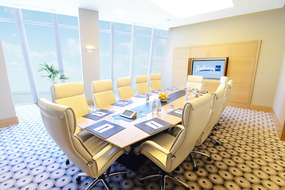 래디슨 블루 호텔 바투미(Radisson Blu Hotel Batumi) Hotel Image 59 - Meeting Facility