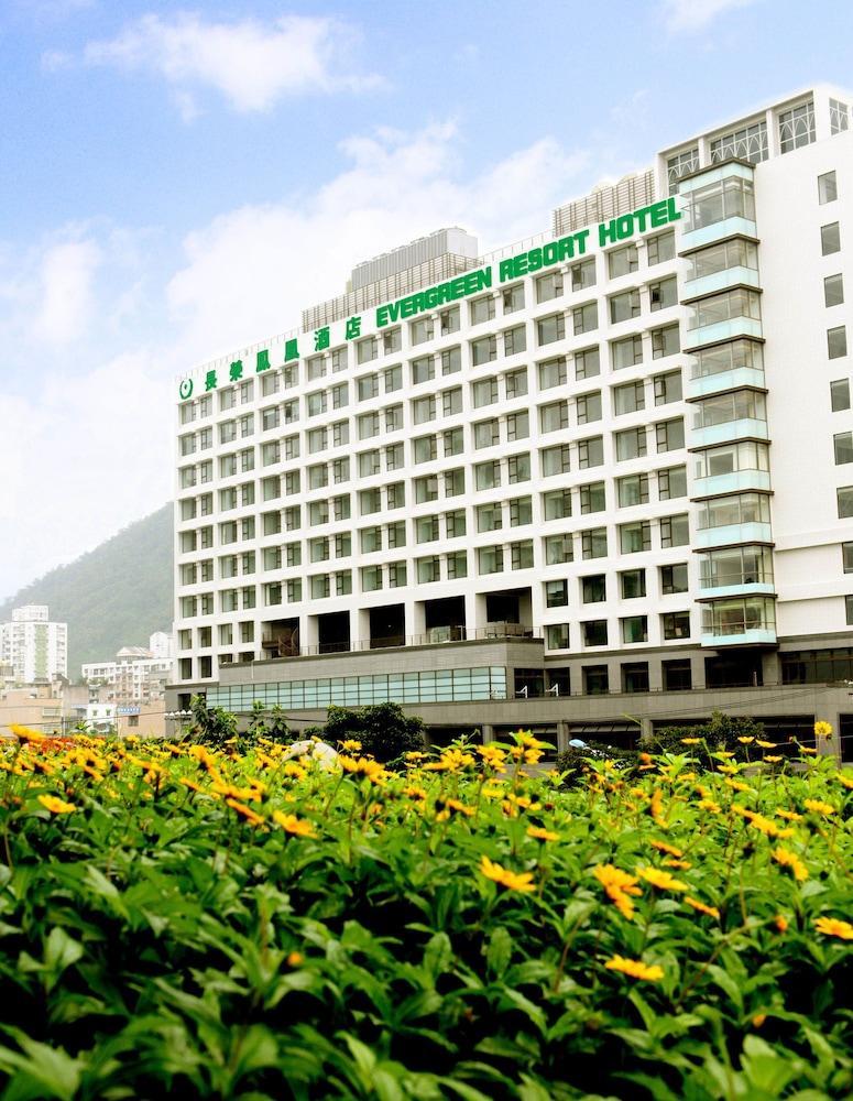 에버그린 리조트 호텔(쟈오시)(Evergreen Resort Hotel (Jiaosi)) Hotel Image 70 - Property Grounds