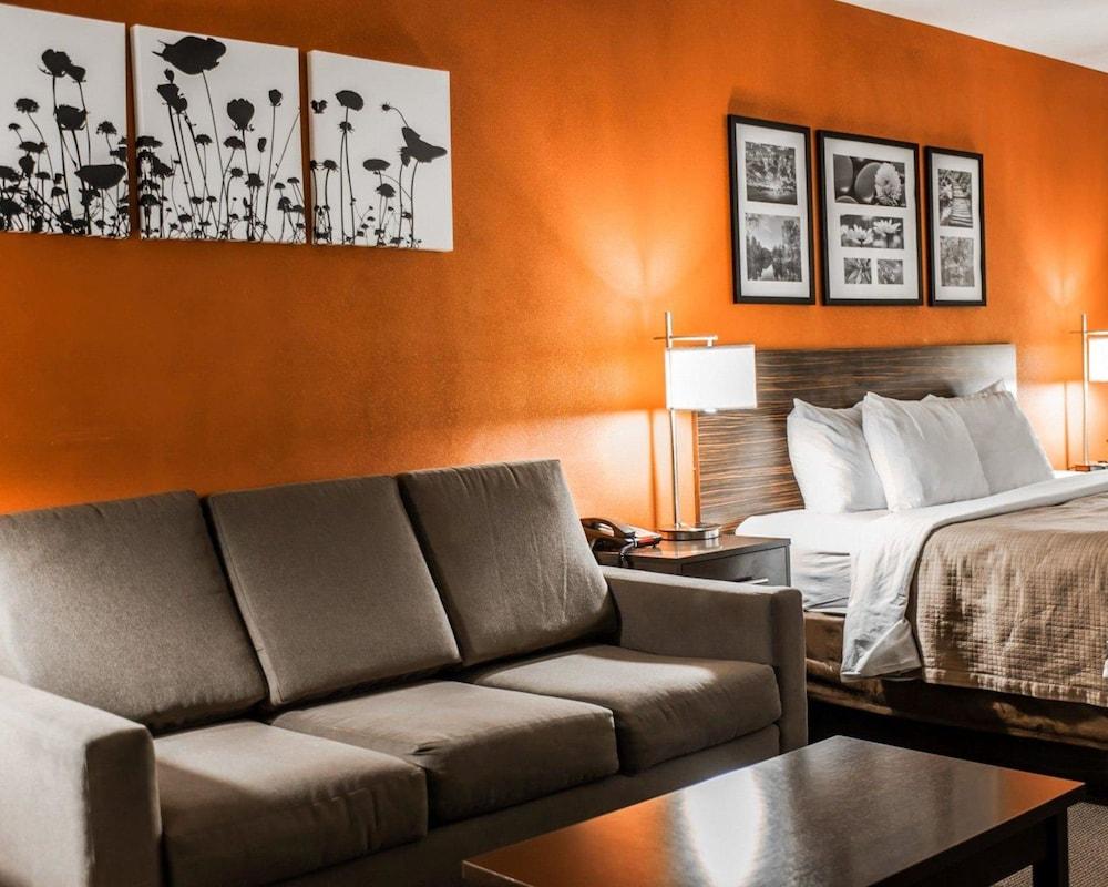 슬립 인 앤드 스위트 포트 캠벨(Sleep Inn & Suites Fort Campbell) Hotel Image 8 - Guestroom