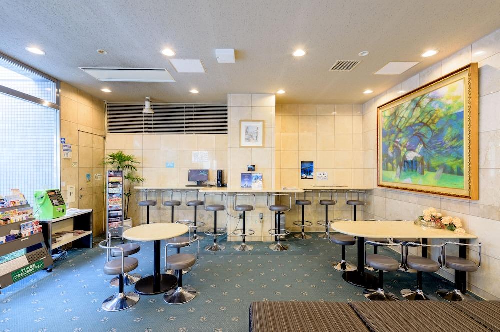 신 오사카 서니 스톤 호텔(Shin Osaka Sunny Stone Hotel) Hotel Image 2 - Lobby