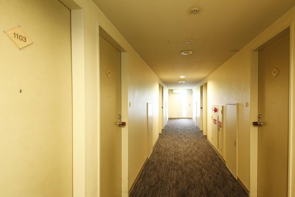 신 오사카 서니 스톤 호텔(Shin Osaka Sunny Stone Hotel) Hotel Image 87 - Hallway