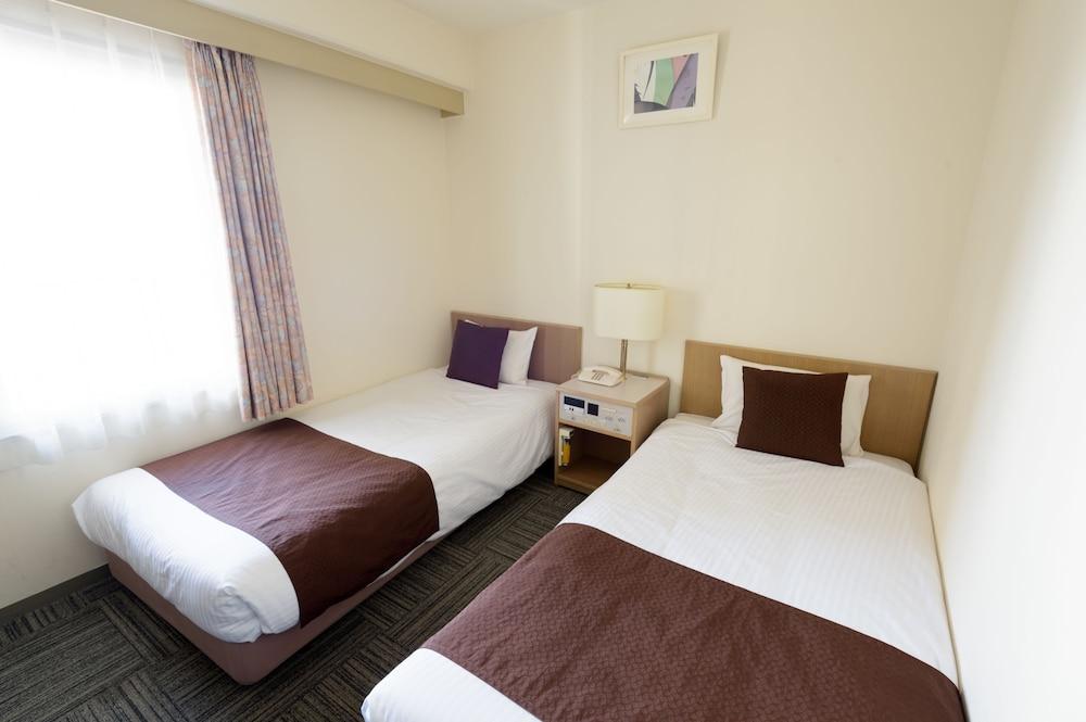 신 오사카 서니 스톤 호텔(Shin Osaka Sunny Stone Hotel) Hotel Image 38 - Guestroom