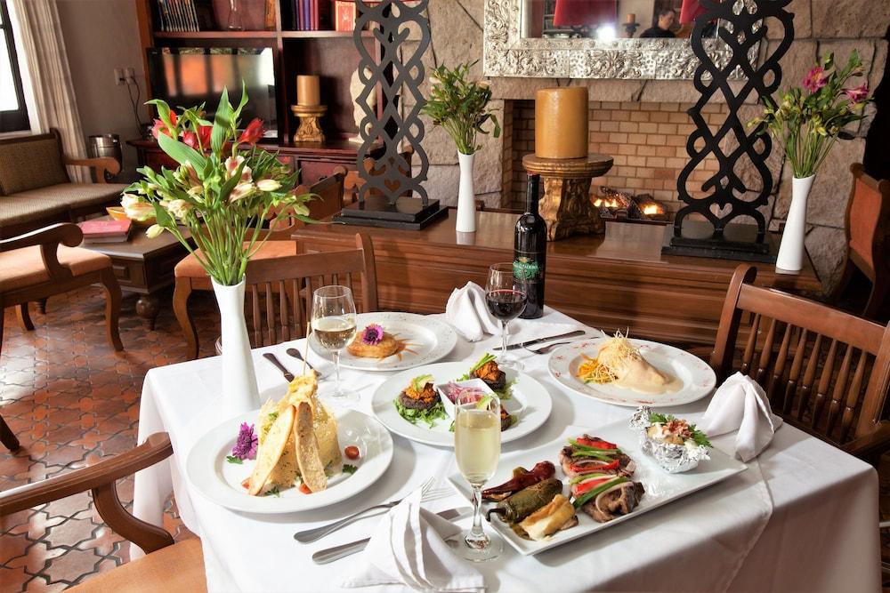 카사 프리마베라 호텔 부티크 & 스파(Casa Primavera Hotel Boutique & Spa) Hotel Image 51 - Restaurant