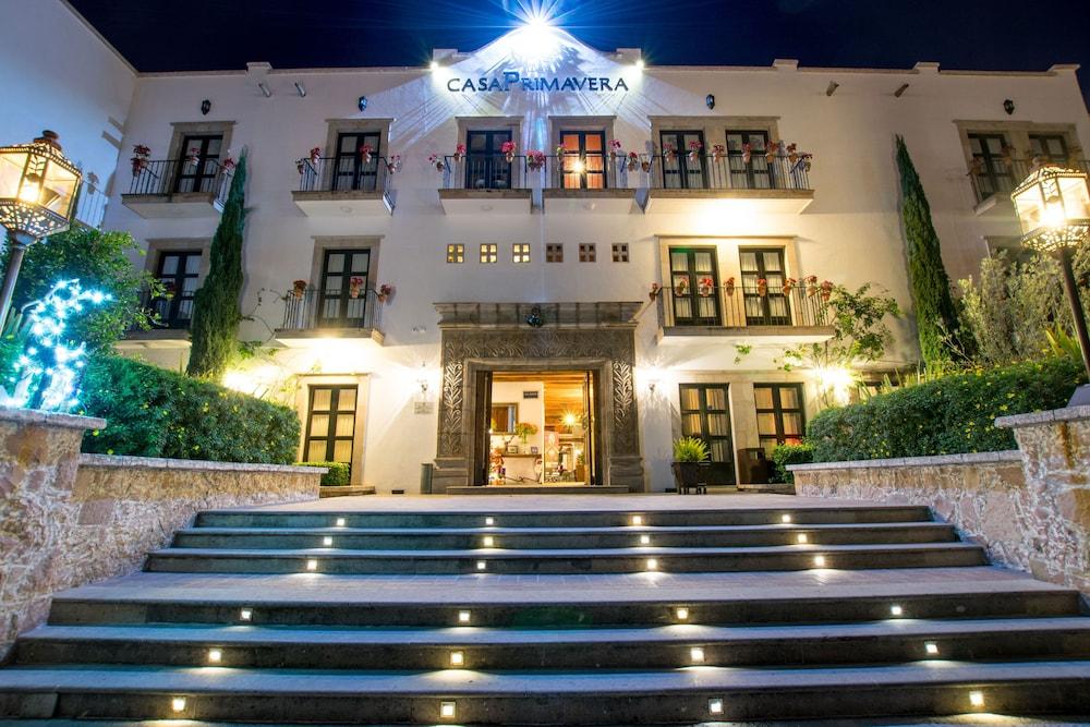 카사 프리마베라 호텔 부티크 & 스파(Casa Primavera Hotel Boutique & Spa) Hotel Image 1 - Hotel Front - Evening/Night