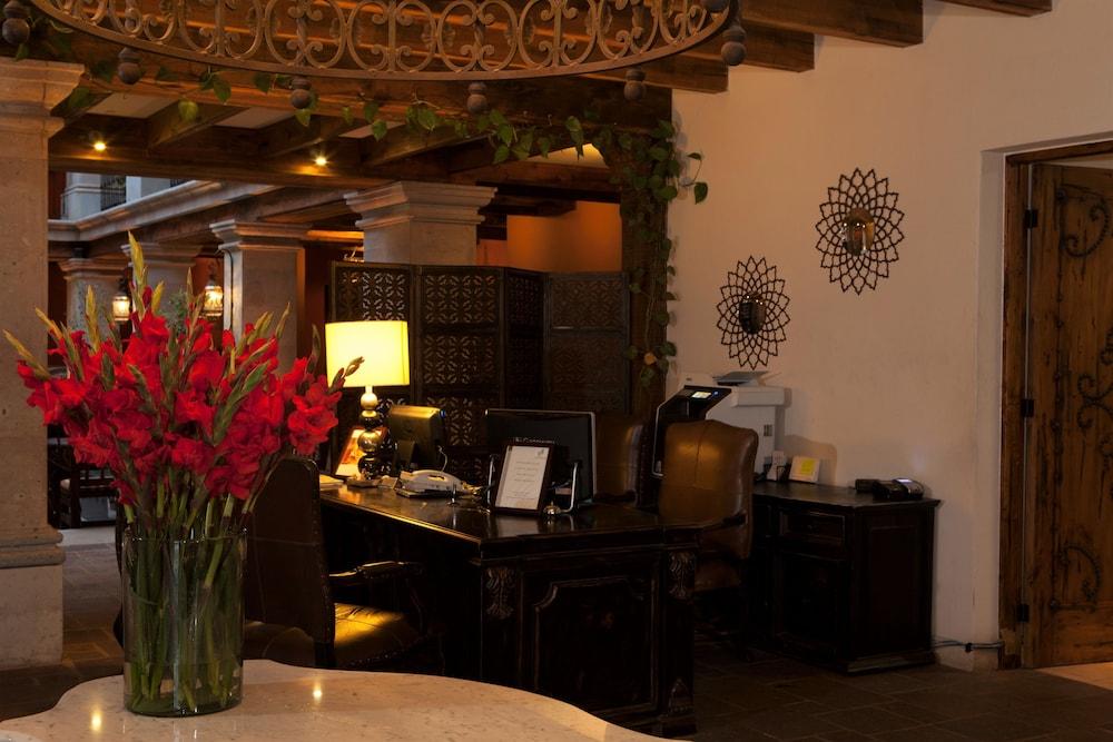 카사 프리마베라 호텔 부티크 & 스파(Casa Primavera Hotel Boutique & Spa) Hotel Image 36 - Reception
