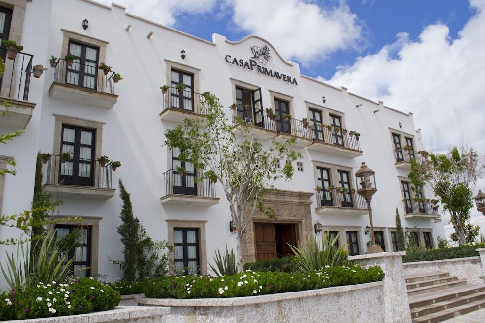 카사 프리마베라 호텔 부티크 & 스파(Casa Primavera Hotel Boutique & Spa) Hotel Image 70 - Hotel Front