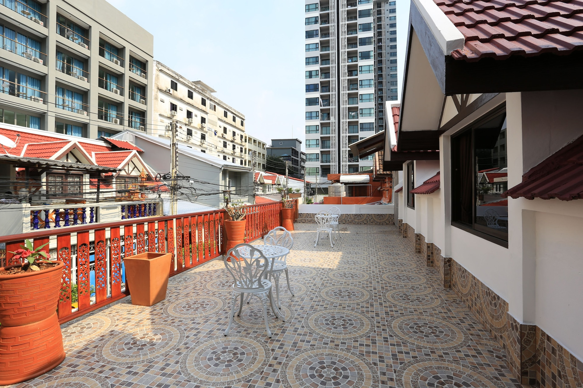 The Siam Guest House, Pattaya