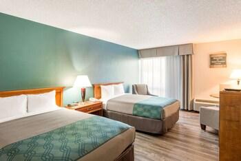 Deluxe Double Room, 2 Double Beds, Non Smoking (Pet Friendly - Ground Floor)