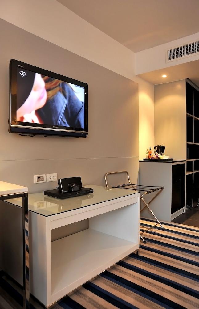 베스트 웨스턴 플러스 앳 20 스쿰윗(Best Western Plus At 20 Sukhumvit) Hotel Image 19 - Living Area