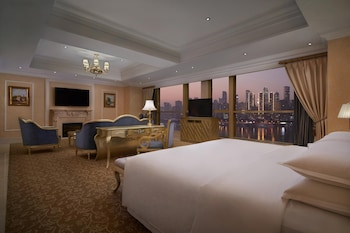 Premier Room, 1 King Bed, Non Smoking, River View