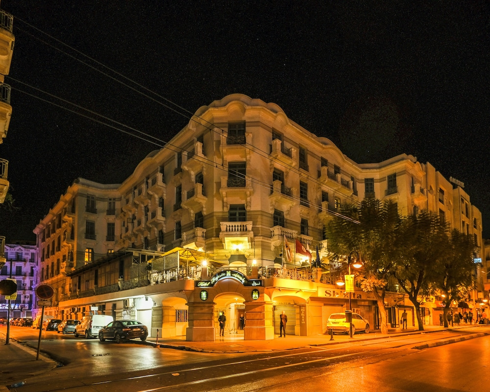 Majestic Hotel, Featured Image