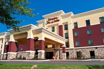 土爾沙中心歡朋套房飯店 Hampton Inn & Suites Tulsa Central