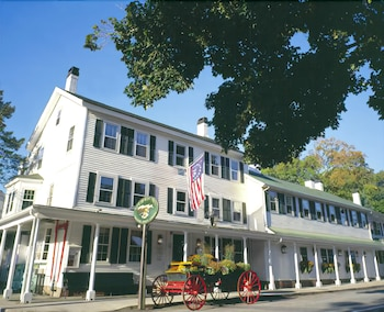 Hotel - The Griswold Inn