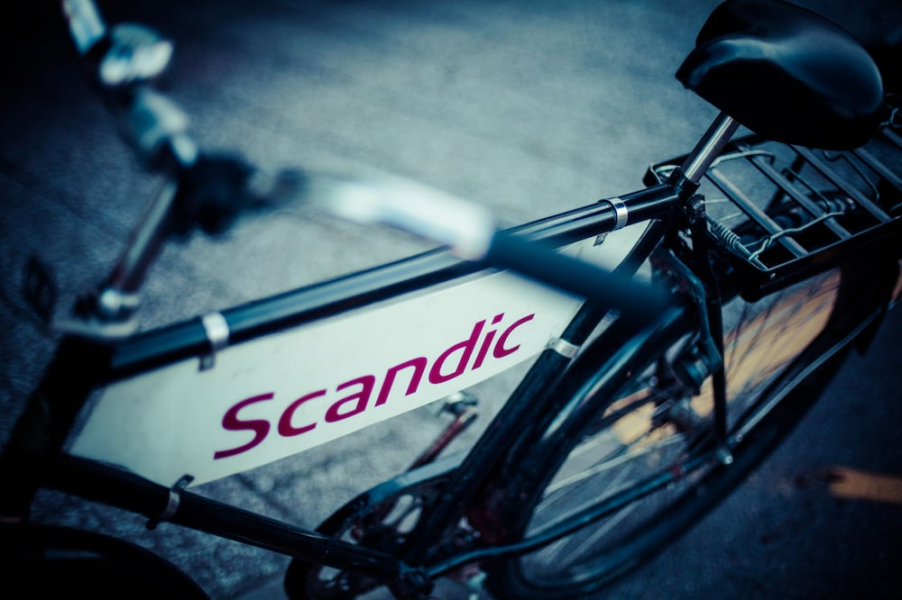 스칸딕 빅토리아 타워(Scandic Victoria Tower) Hotel Image 25 - Bicycling