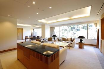 ARIMA ONSEN GEKKOEN KOROKAN (RYOKAN) Living Room