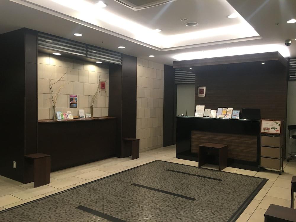 R&B 호텔 하치오지(R&B Hotel Hachioji) Hotel Image 18 - Reception