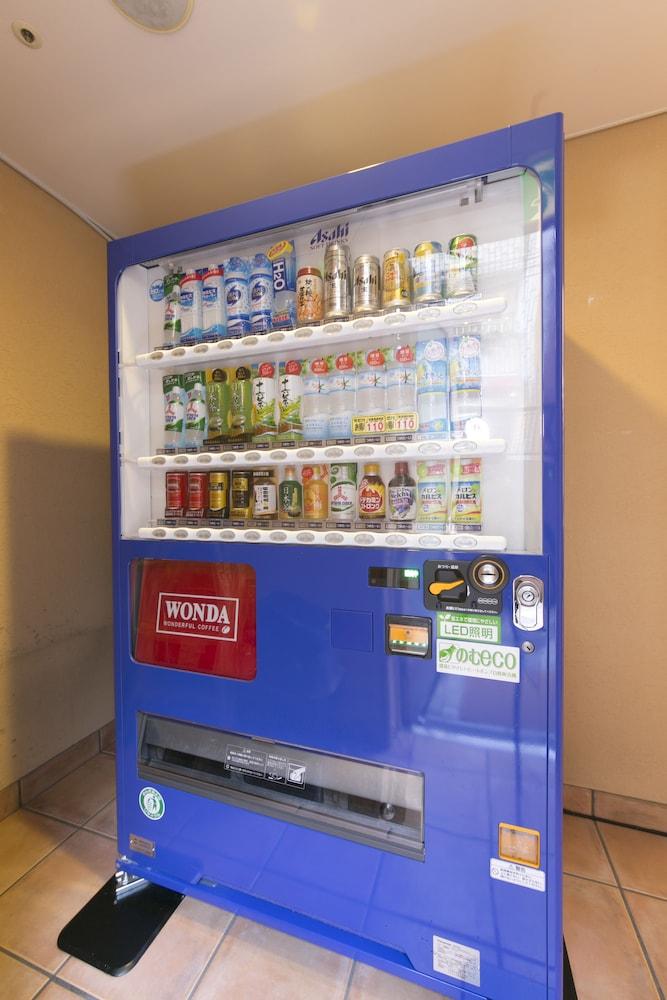 R&B 호텔 고베 모토마치(R&B Hotel Kobe Motomachi) Hotel Image 13 - Vending Machine