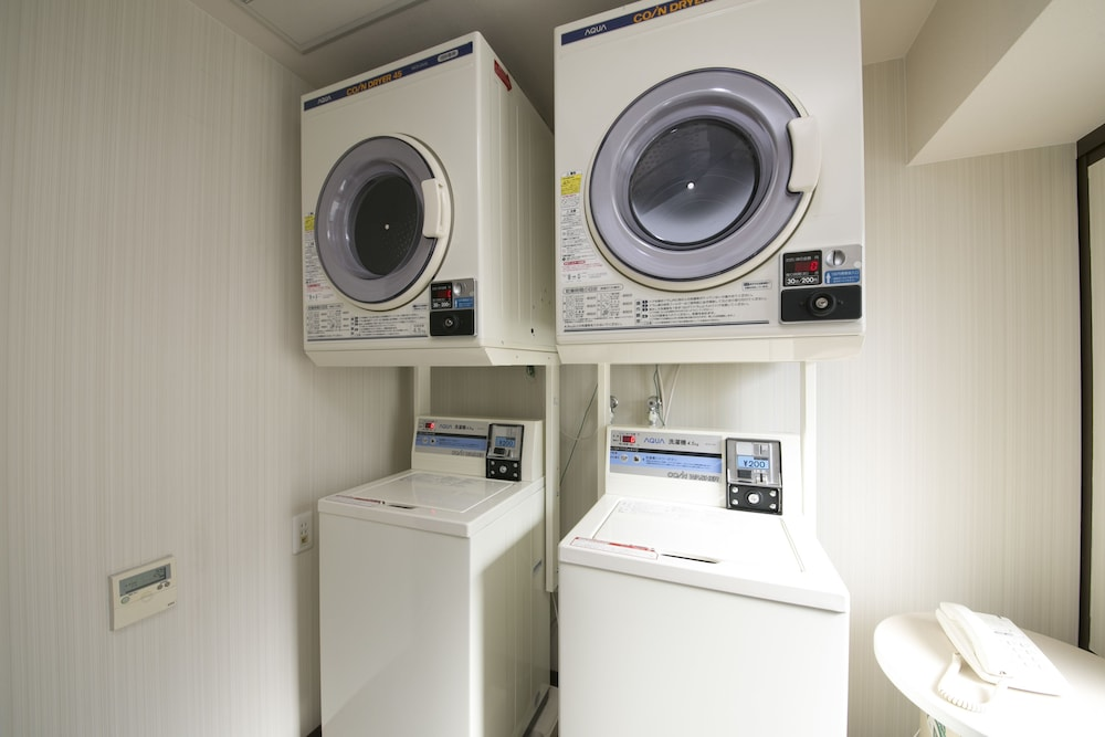 R&B 호텔 고베 모토마치(R&B Hotel Kobe Motomachi) Hotel Image 12 - Laundry Room