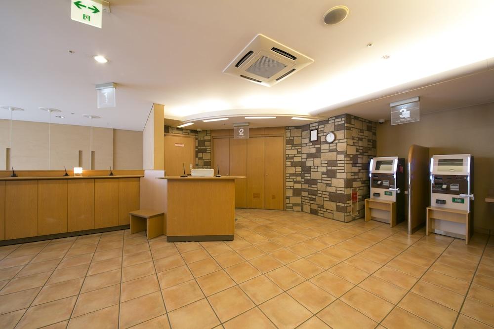 R&B 호텔 고베 모토마치(R&B Hotel Kobe Motomachi) Hotel Image 4 - Lobby