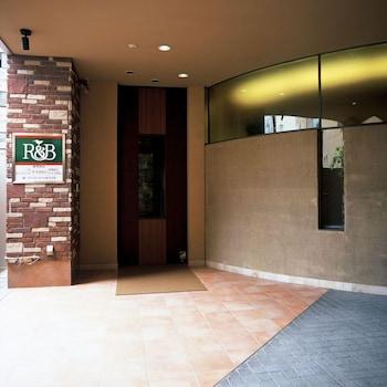 R&B ホテル盛岡駅前