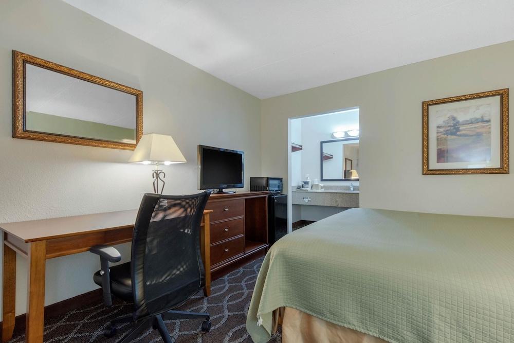 로드웨이 인(Rodeway Inn) Hotel Image 4 - Guestroom