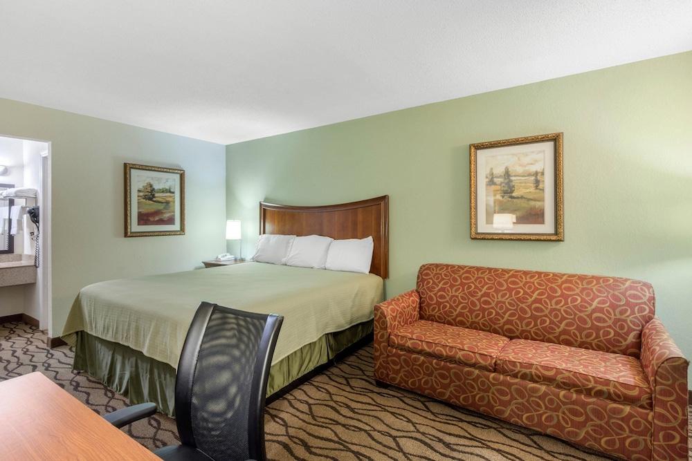 로드웨이 인(Rodeway Inn) Hotel Image 8 - Guestroom