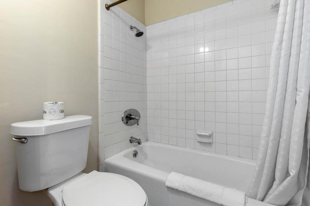 로드웨이 인(Rodeway Inn) Hotel Image 19 - Bathroom