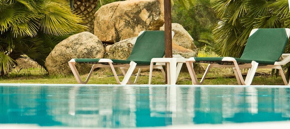레지던스 바이아 델레 팔메(Residence Baia delle Palme) Hotel Image 28 - Outdoor Pool