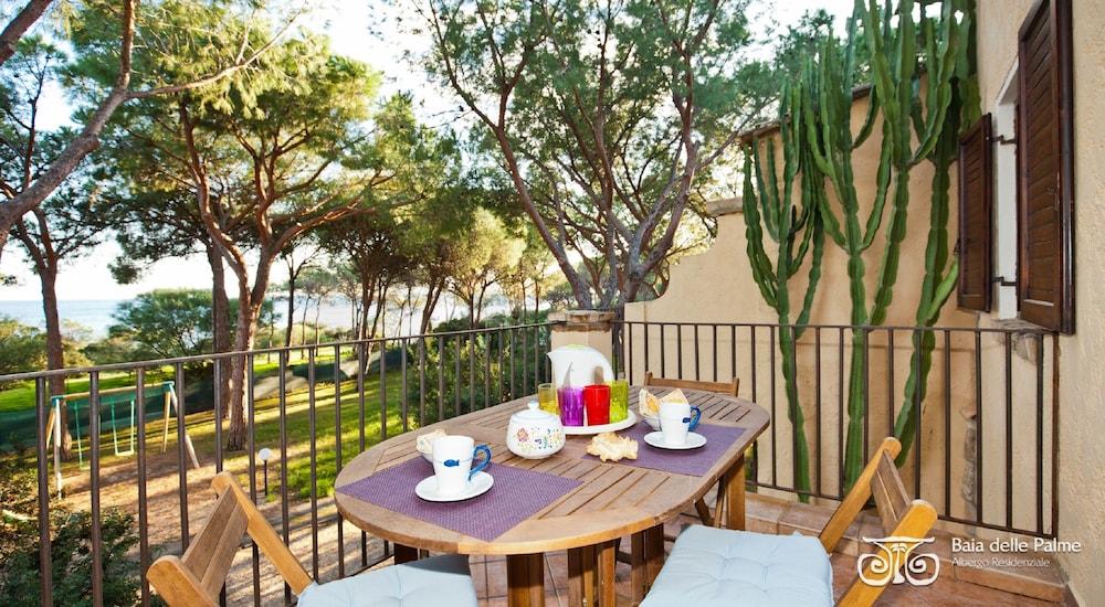 레지던스 바이아 델레 팔메(Residence Baia delle Palme) Hotel Image 33 - Breakfast Meal
