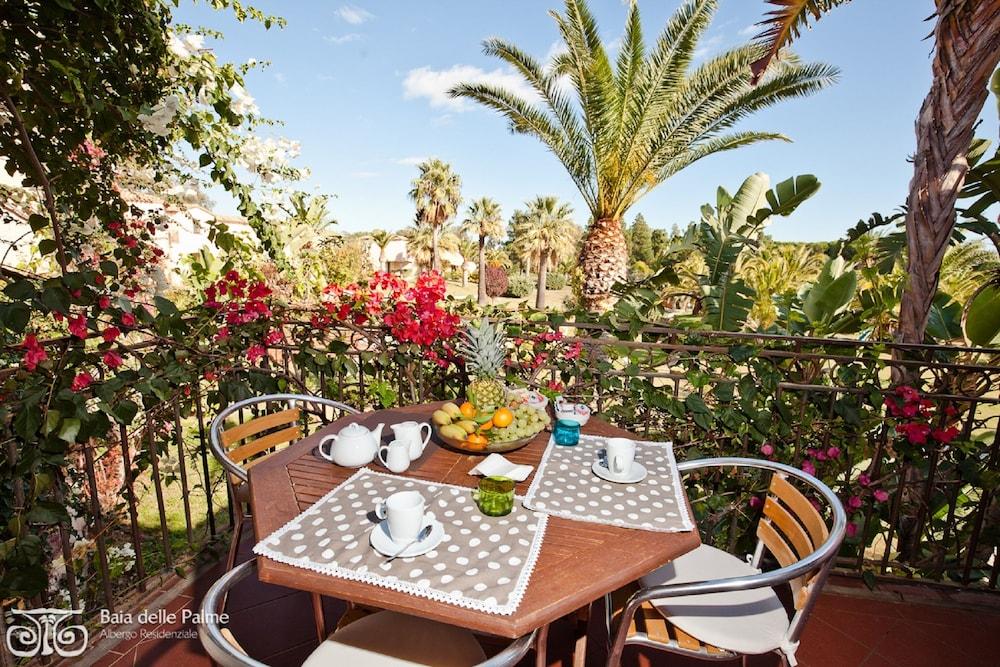 레지던스 바이아 델레 팔메(Residence Baia delle Palme) Hotel Image 6 - Guestroom
