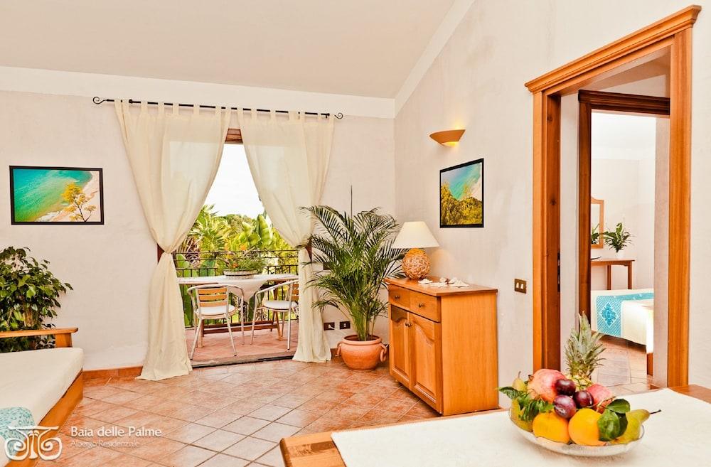 레지던스 바이아 델레 팔메(Residence Baia delle Palme) Hotel Image 17 - In-Room Kitchen