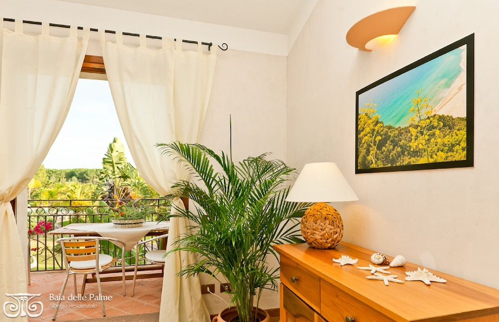 레지던스 바이아 델레 팔메(Residence Baia delle Palme) Hotel Image 18 - In-Room Kitchen