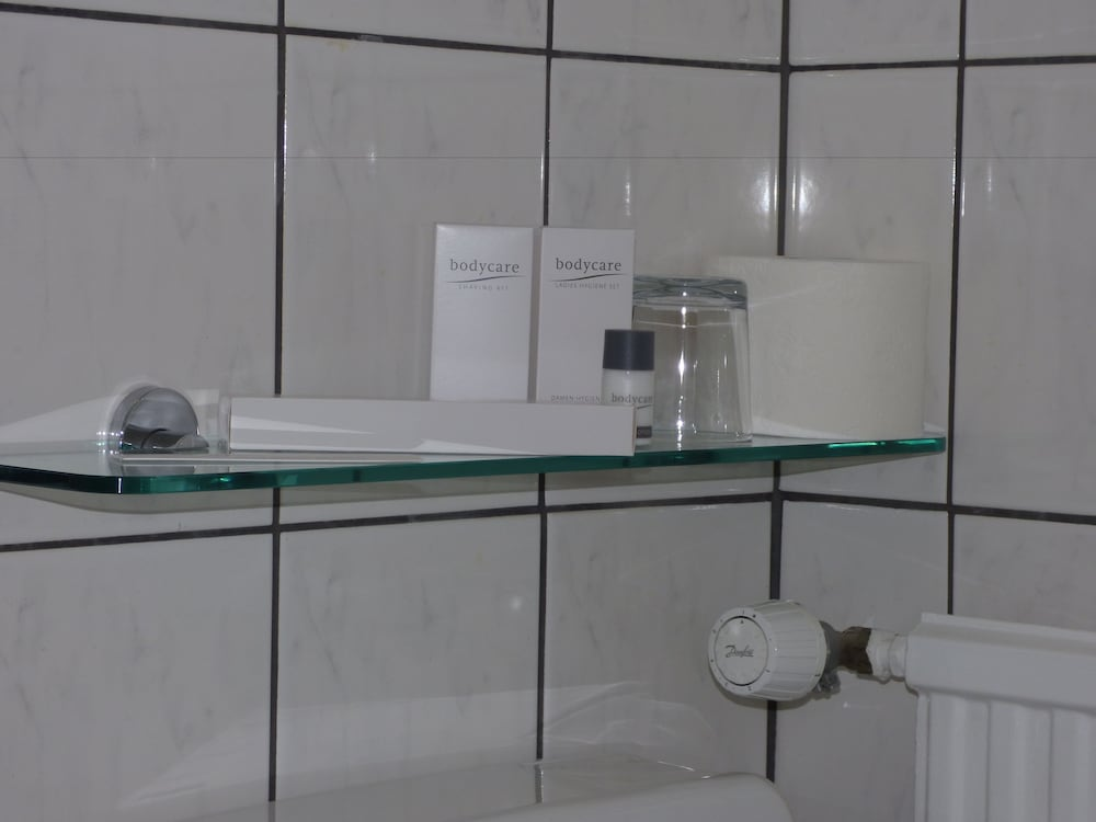호텔 알트 뷔트겐(Hotel Alt Büttgen) Hotel Image 29 - Bathroom Amenities