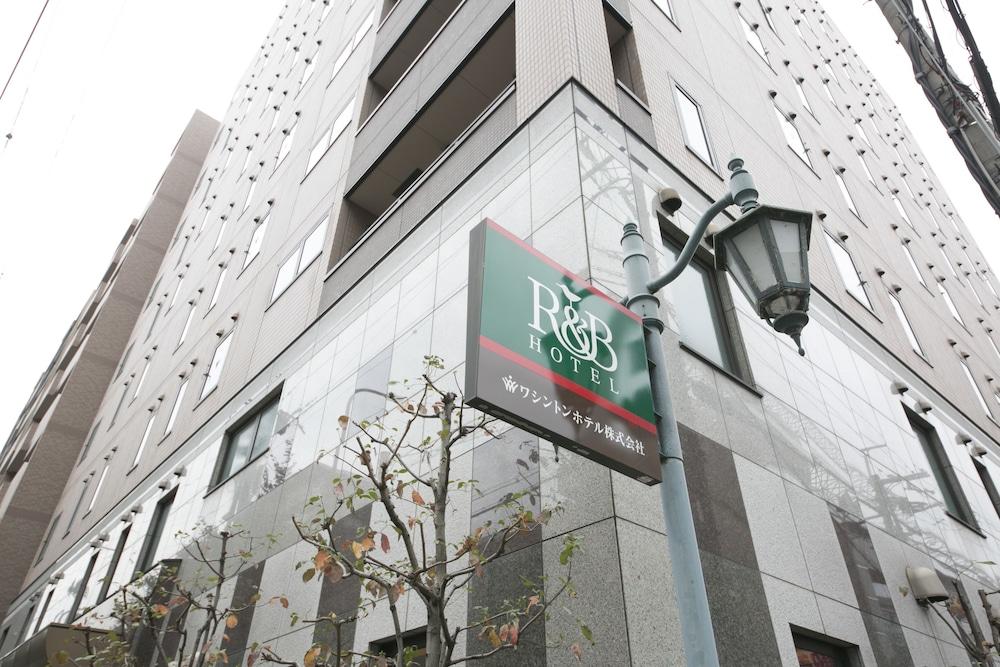 R&B ホテル京都駅八条口
