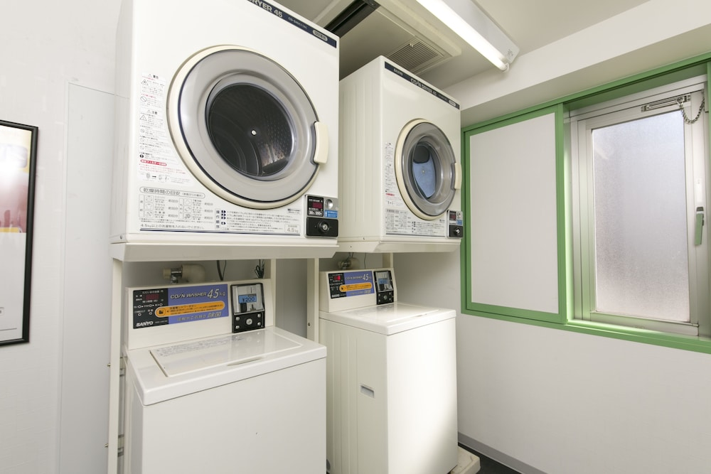 R&B 호텔 카나자와에키 니시구치(R&B Hotel Kanazawa-eki Nishi-guchi) Hotel Image 18 - Laundry Room