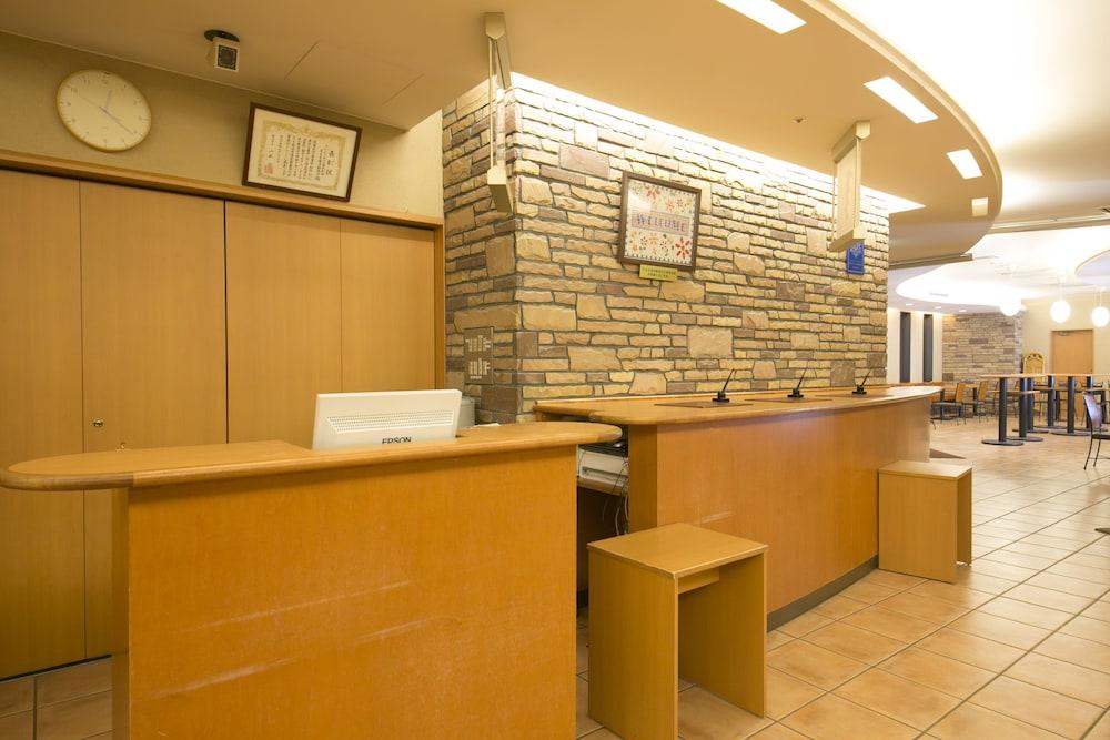 R&B 호텔 카나자와에키 니시구치(R&B Hotel Kanazawa-eki Nishi-guchi) Hotel Image 4 - Lobby