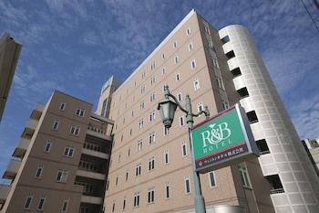R&B ホテル金沢駅西口