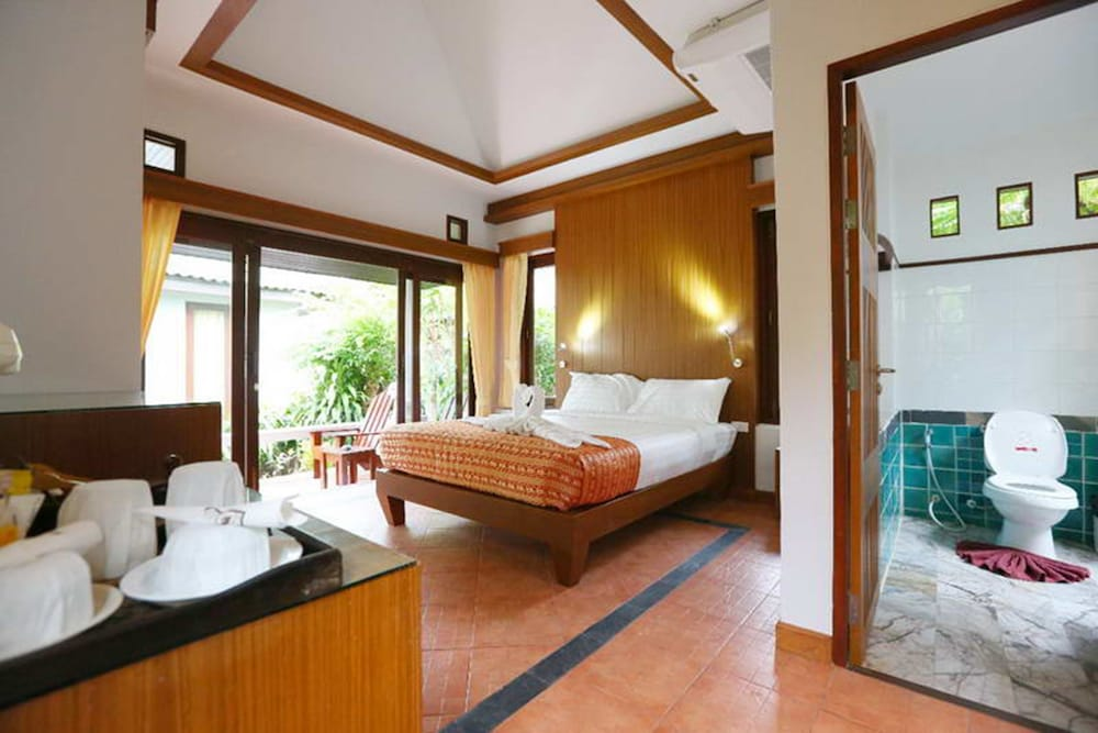 사무이 허니 코티지스 비치 리조트(Samui Honey Cottages Beach Resort) Hotel Image 4 - Guestroom