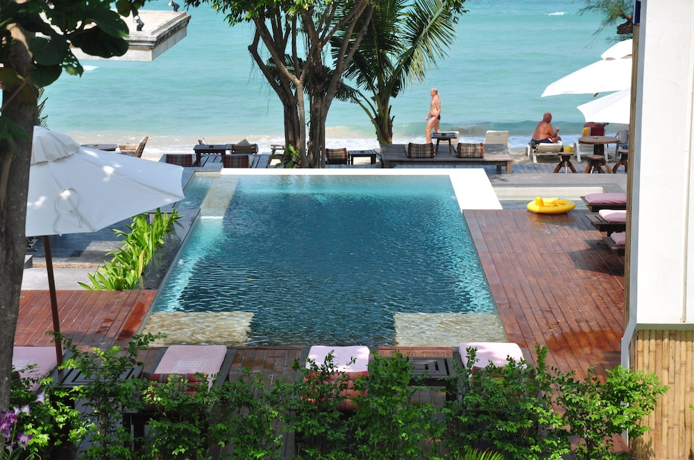 사무이 허니 코티지스 비치 리조트(Samui Honey Cottages Beach Resort) Hotel Image 0 - Featured Image