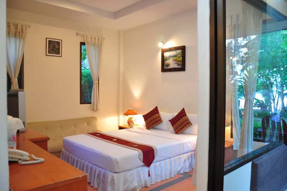 사무이 허니 코티지스 비치 리조트(Samui Honey Cottages Beach Resort) Hotel Image 5 - Guestroom