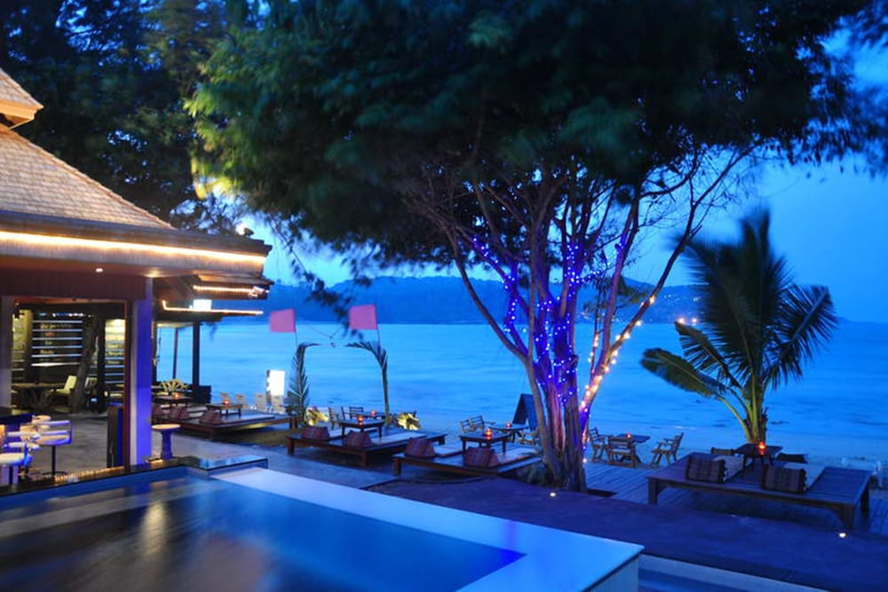 사무이 허니 코티지스 비치 리조트(Samui Honey Cottages Beach Resort) Hotel Image 33 - Restaurant