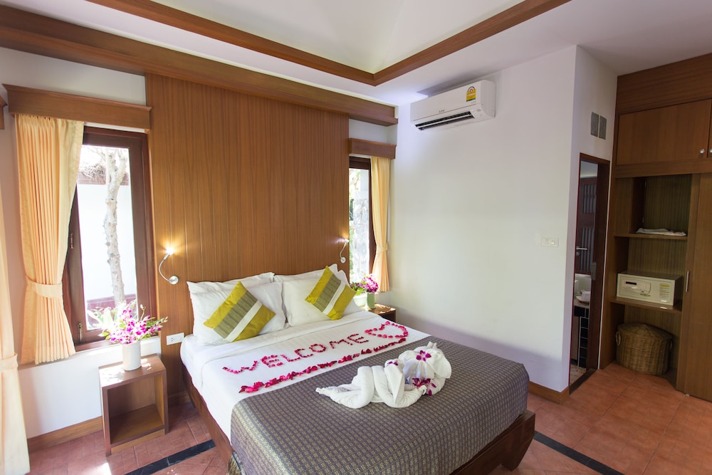 사무이 허니 코티지스 비치 리조트(Samui Honey Cottages Beach Resort) Hotel Image 14 - Guestroom