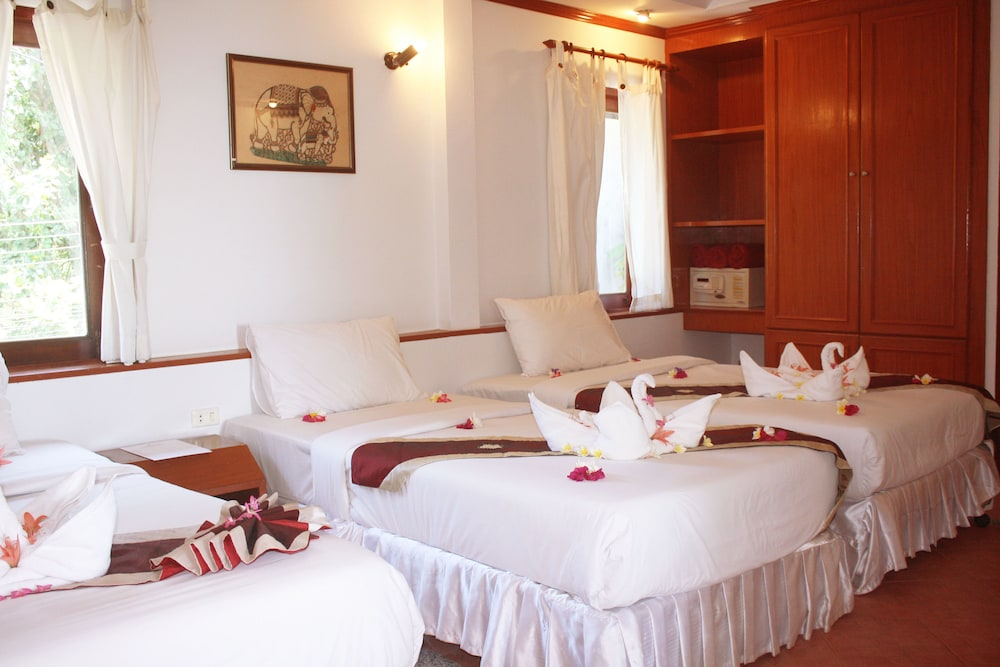 사무이 허니 코티지스 비치 리조트(Samui Honey Cottages Beach Resort) Hotel Image 18 - Guestroom