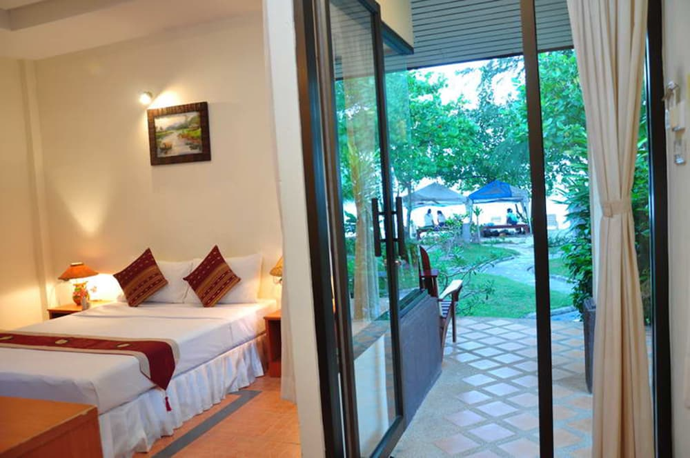 사무이 허니 코티지스 비치 리조트(Samui Honey Cottages Beach Resort) Hotel Image 25 - Guestroom View