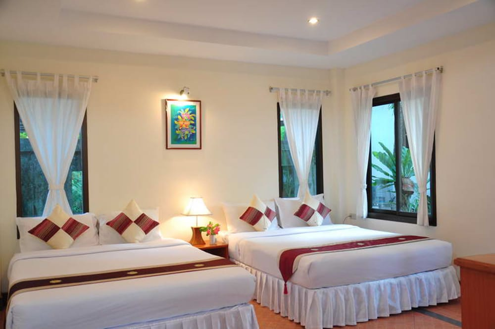 사무이 허니 코티지스 비치 리조트(Samui Honey Cottages Beach Resort) Hotel Image 20 - Guestroom