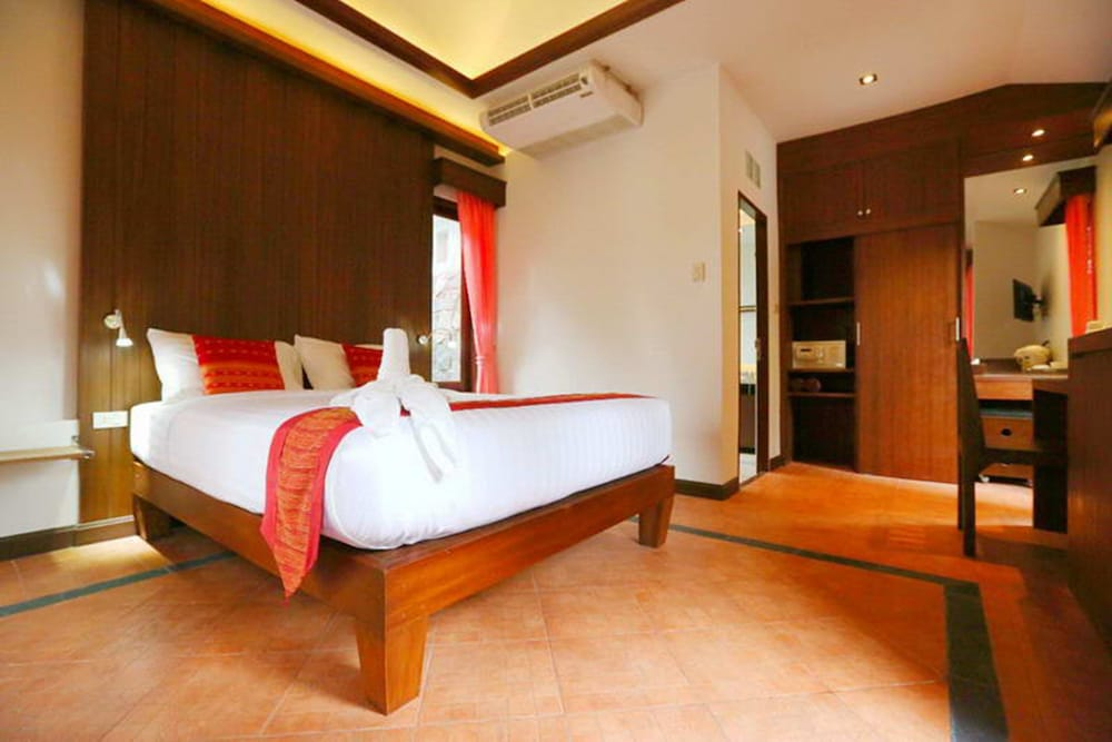 사무이 허니 코티지스 비치 리조트(Samui Honey Cottages Beach Resort) Hotel Image 7 - Guestroom