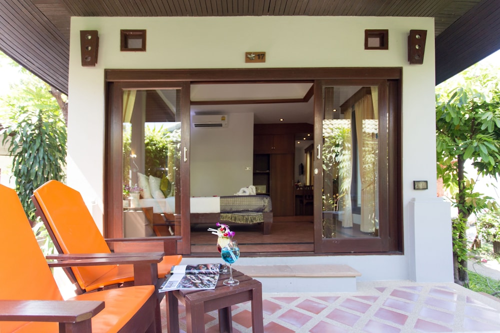 사무이 허니 코티지스 비치 리조트(Samui Honey Cottages Beach Resort) Hotel Image 16 - Guestroom